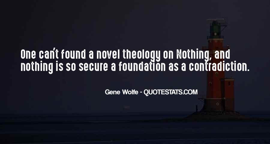 Gene Wolfe Quotes #35392