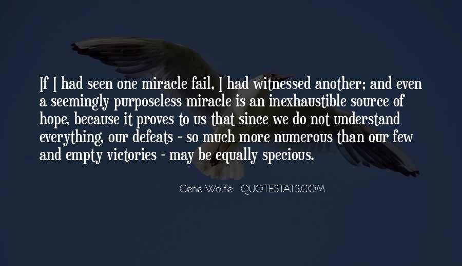 Gene Wolfe Quotes #47456