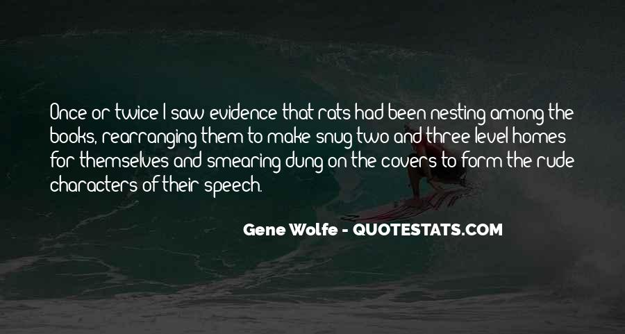 Gene Wolfe Quotes #728508