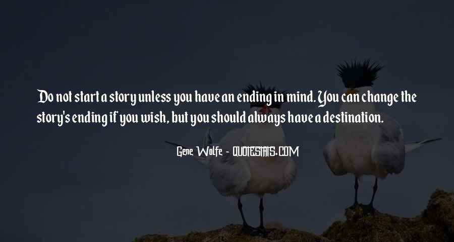 Gene Wolfe Quotes #994132