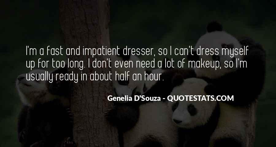 Genelia D'Souza Quotes #106985