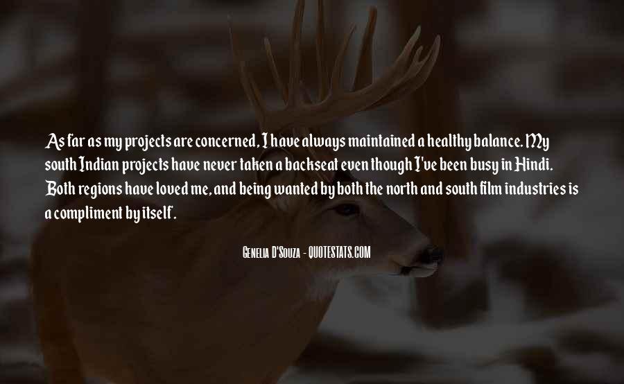 Genelia D'Souza Quotes #1235525