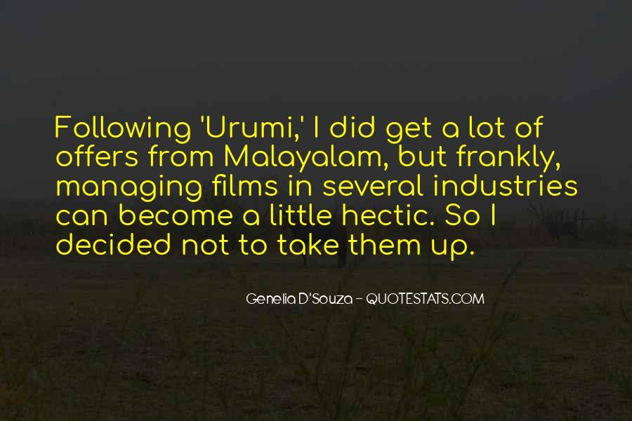 Genelia D'Souza Quotes #355732