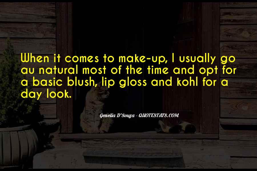 Genelia D'Souza Quotes #822890