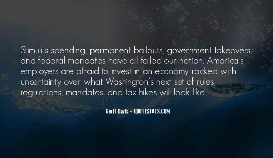 Geoff Davis Quotes #1572126
