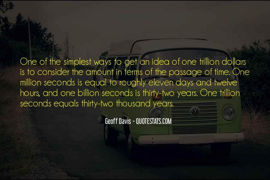 Geoff Davis Quotes #1730963