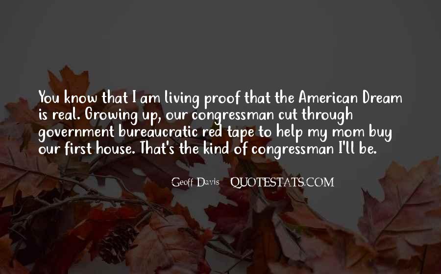 Geoff Davis Quotes #521380