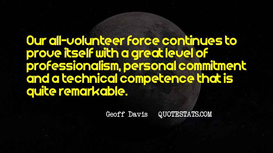 Geoff Davis Quotes #897475