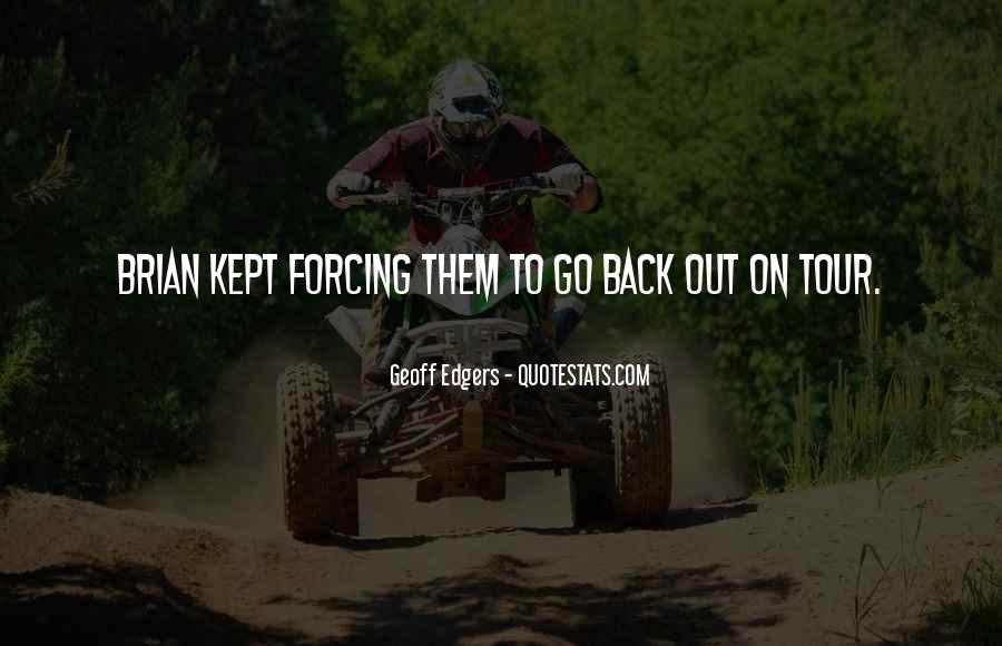Geoff Edgers Quotes #1655053