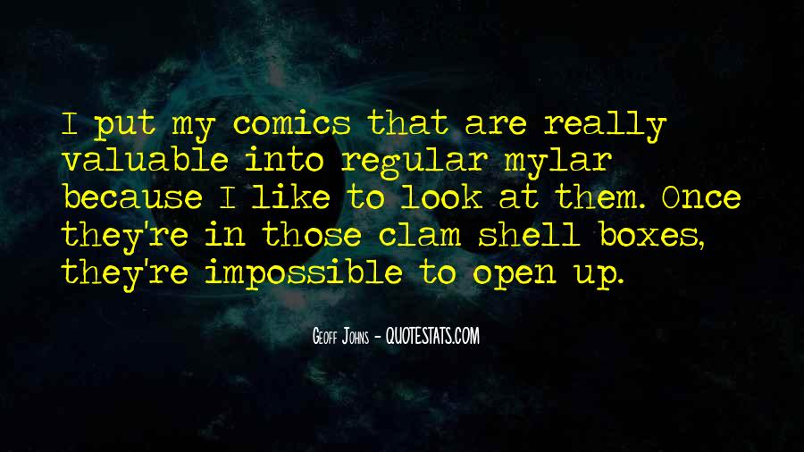 Geoff Johns Quotes #1441537