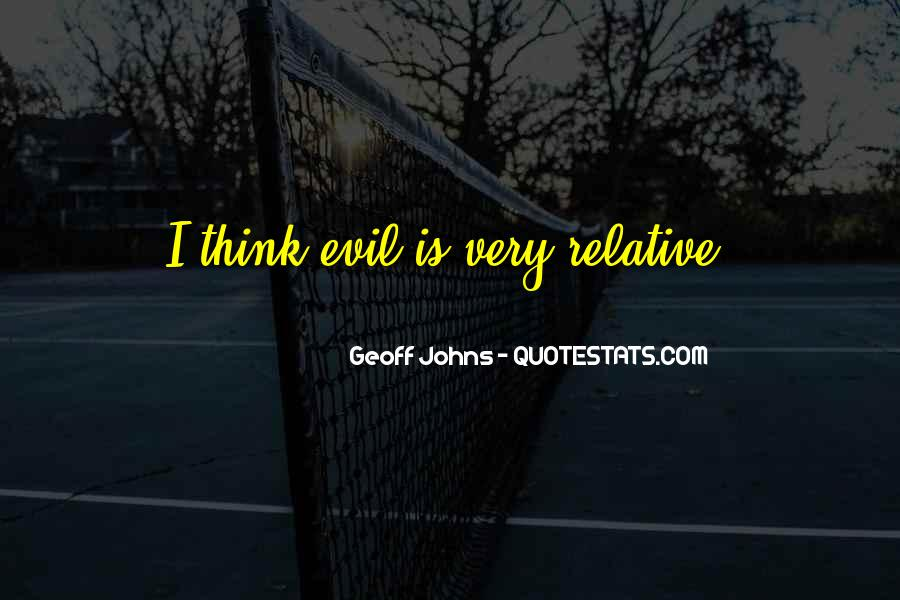 Geoff Johns Quotes #383609