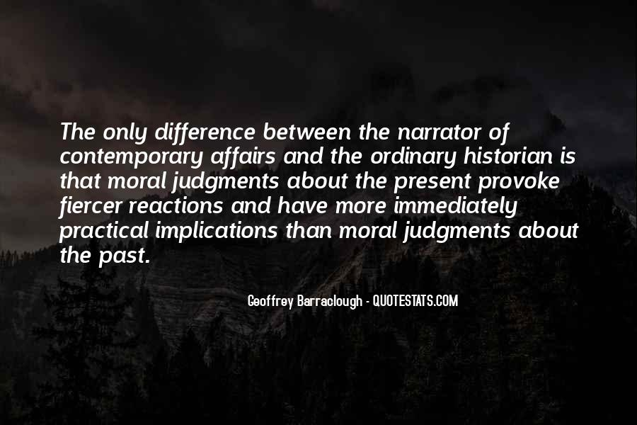 Geoffrey Barraclough Quotes #1152838