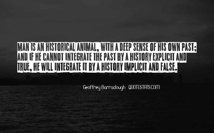 Geoffrey Barraclough Quotes #1607578