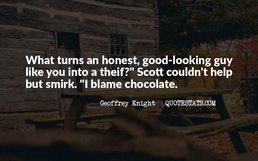 Geoffrey Knight Quotes #1655301