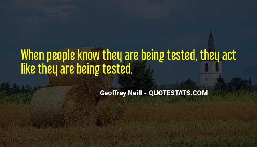 Geoffrey Neill Quotes #978938