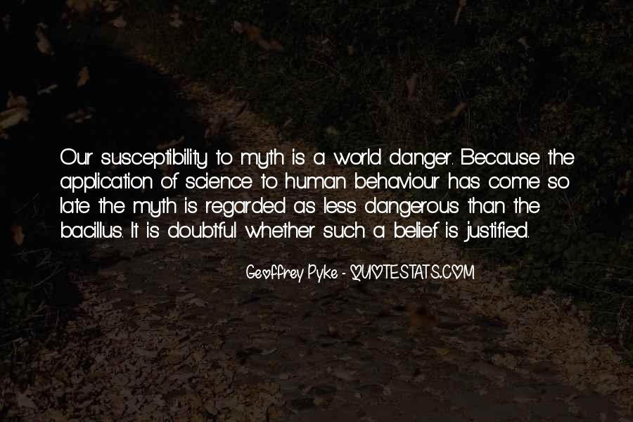 Geoffrey Pyke Quotes #1540112