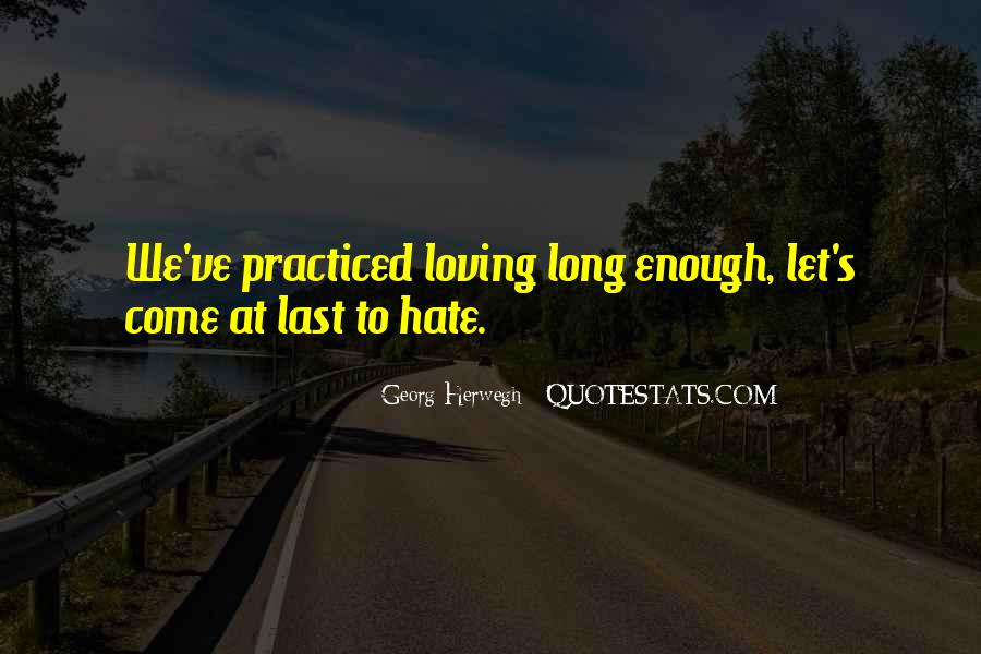 Georg Herwegh Quotes #1343284