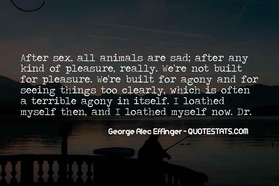 George Alec Effinger Quotes #609617