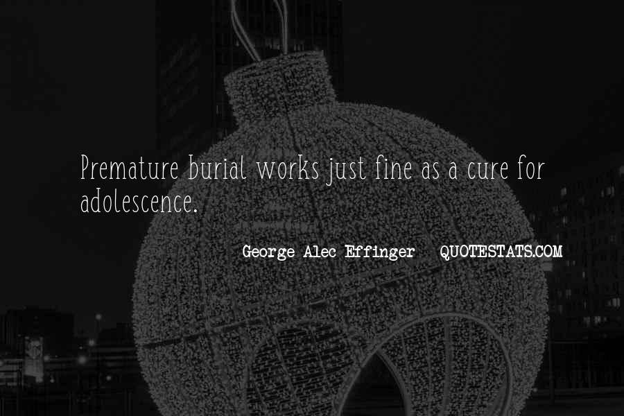 George Alec Effinger Quotes #987997