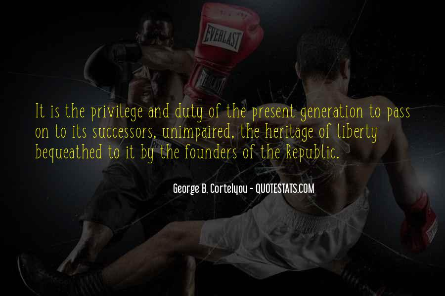 George B. Cortelyou Quotes #1681145
