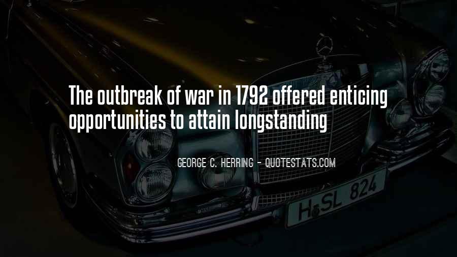 George C. Herring Quotes #1664432