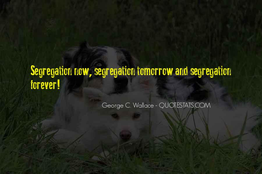 George C. Wallace Quotes #501894