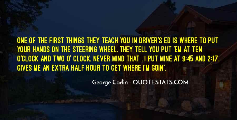 George Carlin Quotes #1253905