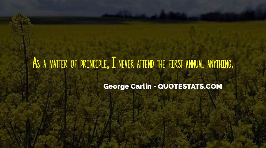George Carlin Quotes #1808705