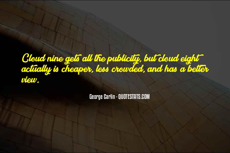 George Carlin Quotes #327853
