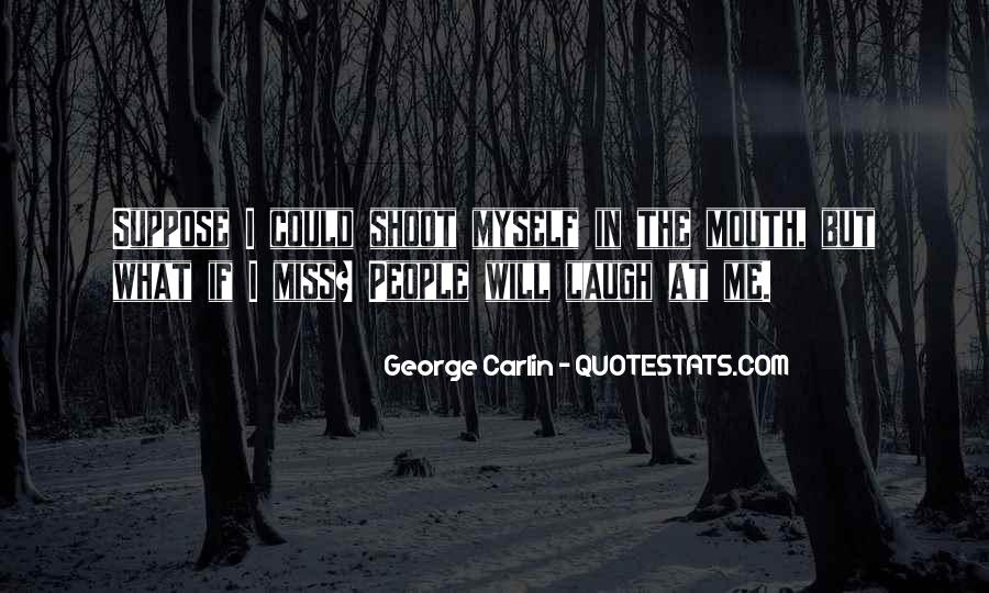 George Carlin Quotes #82816