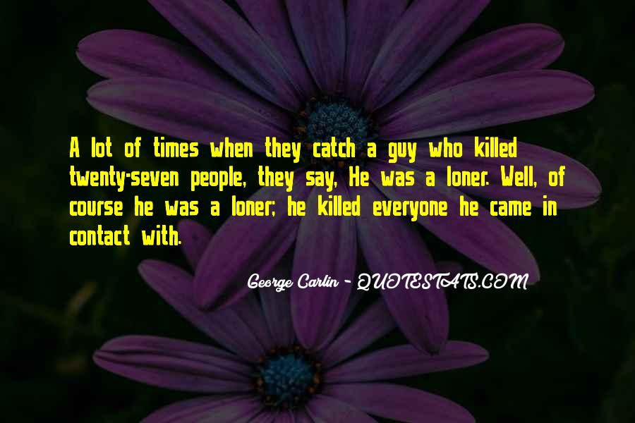 George Carlin Quotes #852951