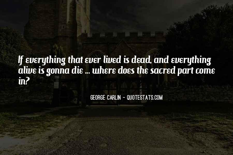 George Carlin Quotes #944954