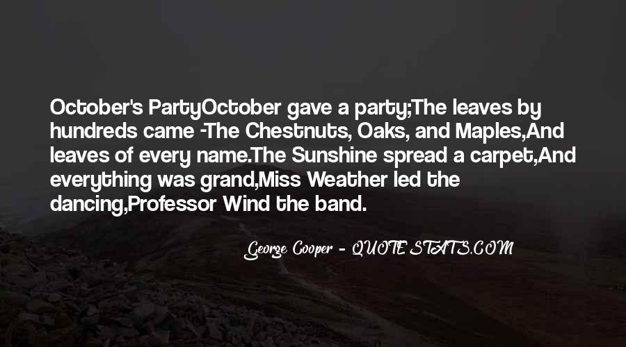 George Cooper Quotes #985007