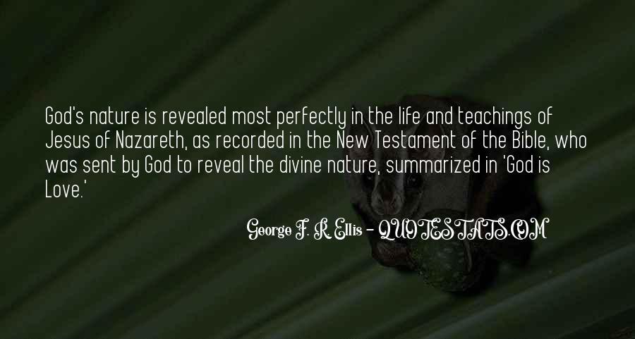 George F. R. Ellis Quotes #1666828