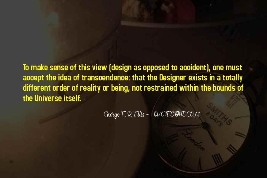 George F. R. Ellis Quotes #429497