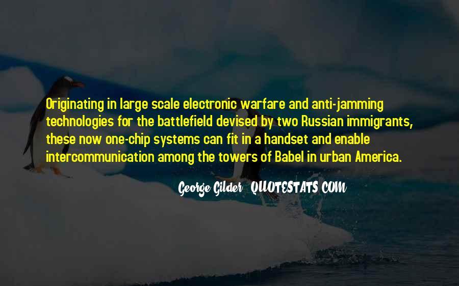 George Gilder Quotes #1033083