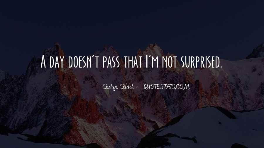 George Gilder Quotes #1054152