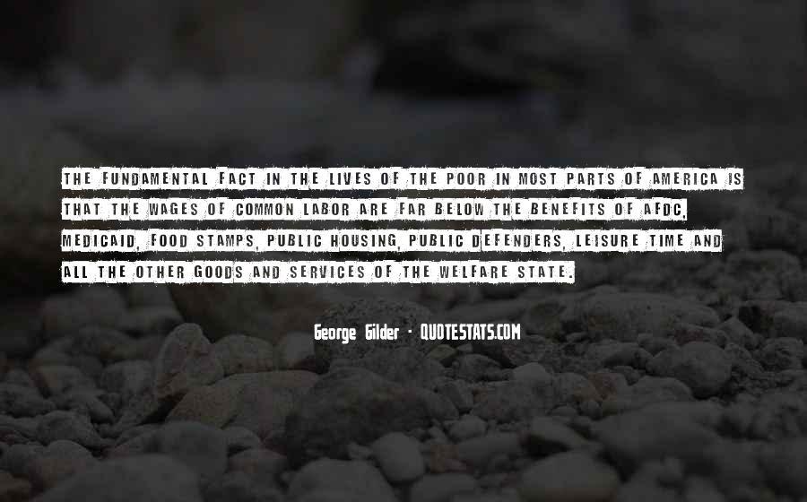 George Gilder Quotes #1085092