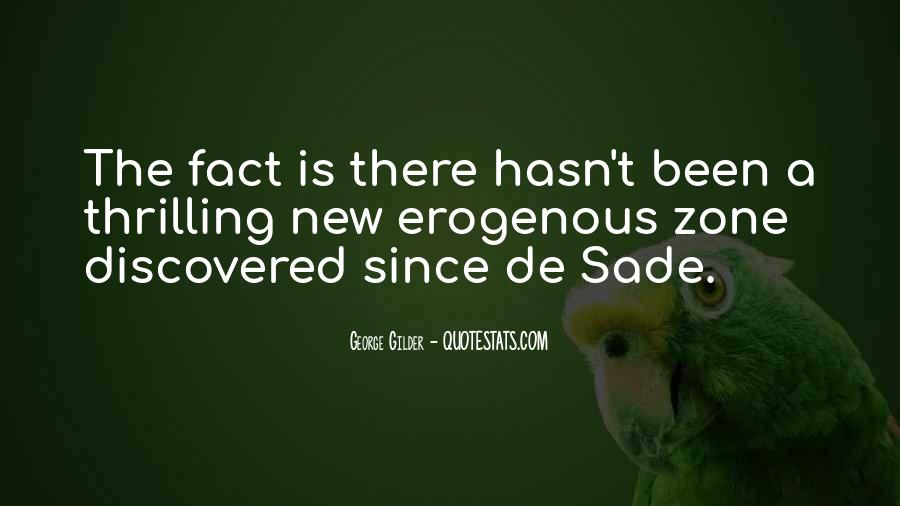 George Gilder Quotes #1341282
