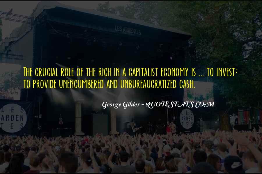 George Gilder Quotes #1354845