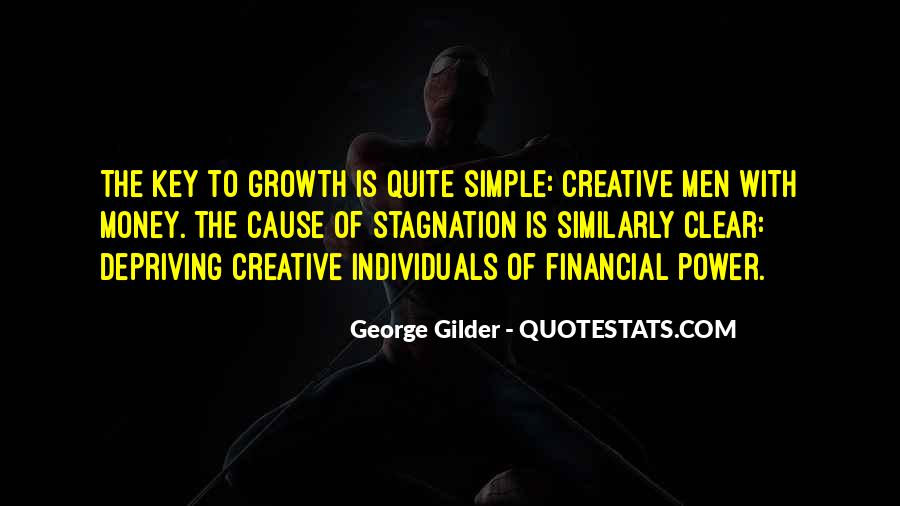 George Gilder Quotes #17707