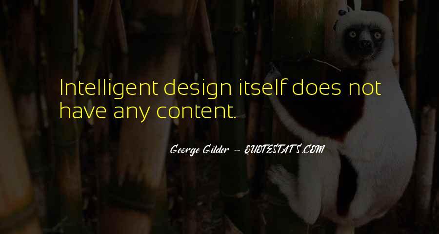 George Gilder Quotes #291707