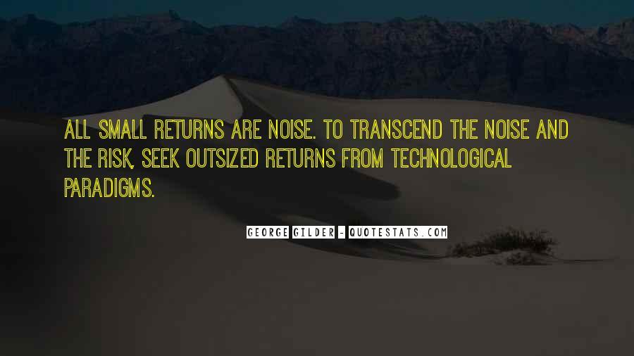 George Gilder Quotes #317303