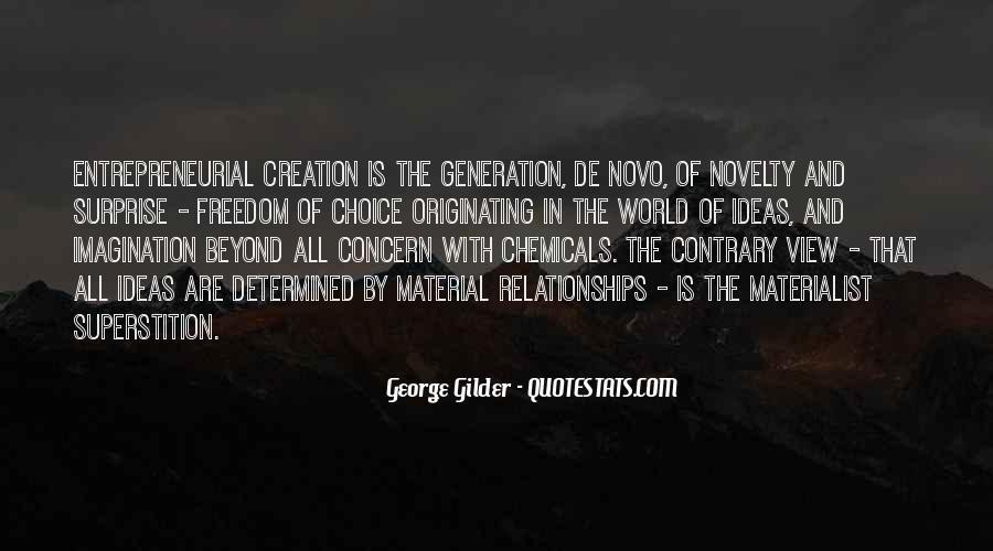 George Gilder Quotes #466372