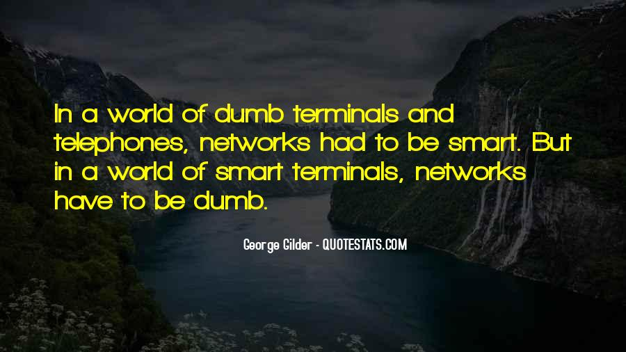 George Gilder Quotes #555983