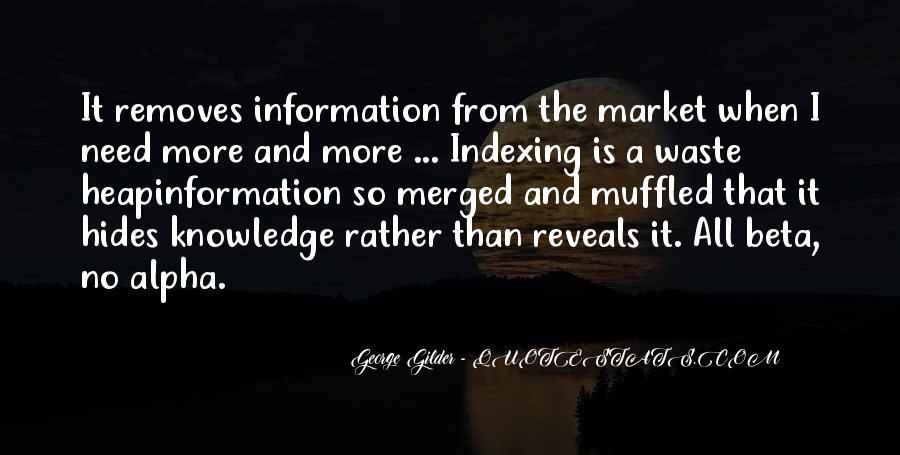 George Gilder Quotes #666550