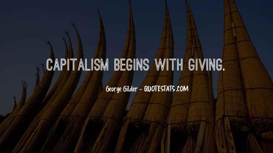 George Gilder Quotes #771656