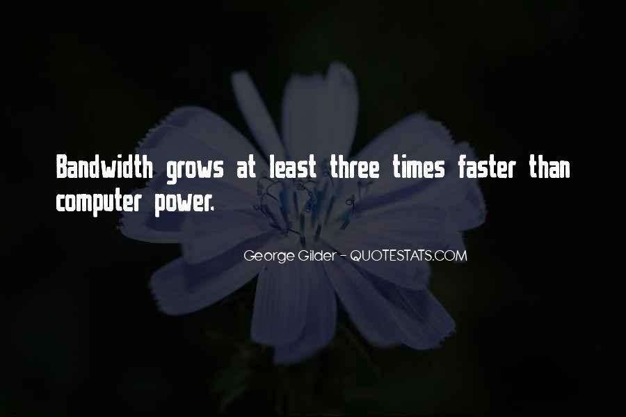 George Gilder Quotes #856168