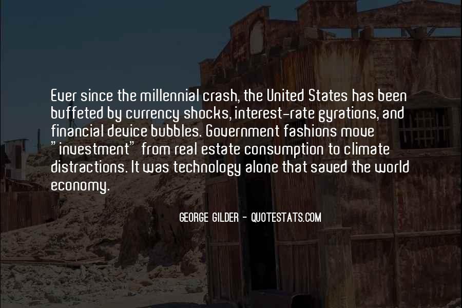 George Gilder Quotes #87630