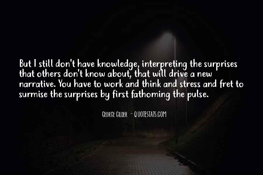 George Gilder Quotes #888458